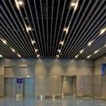 机场吊顶白色铝方通厂家铝方通定制厂家