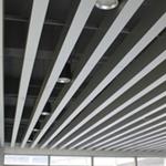 商业中心铝方通 地下停车场造型铝方通