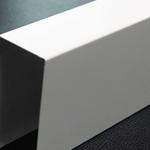 木纹条扣铝方通天花板铝 方通天花厂家-U型铝条板