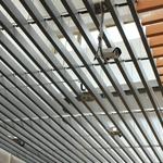 江门车站铝方通吊顶丨木纹铝方通厂家