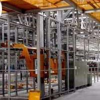 定制安全防护围栏,铝合金围栏,工业铝型材围栏,铝型材工业围栏