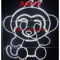 LED十二生肖造型灯春节装饰造型灯灯光节圣诞节造型灯