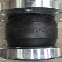 具备减振降噪作用的可曲挠橡胶接头 管道配件