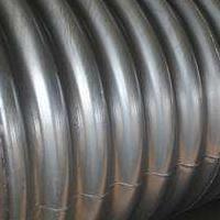 热镀锌钢波纹涵管施工技术
