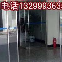 感应电动玻璃门公司,不锈钢玻璃门安装