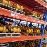 供应小松D155支重轮总成,推土机底盘配件,四轮一带生产厂家