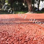 供应兰州露骨料透水混凝土/胶筑彩石怎么做