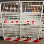 建筑施工电梯防护门 太原工地电梯门厂家河南成批出售建筑工地电梯门