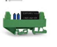 回路馈电模拟信号隔离放大器IC