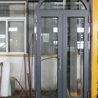 泰州市贝科利尔拱形顶铝包木门窗定制