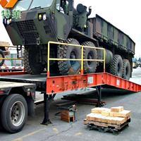 山东厂家生产 移动式液压登车桥10吨登车桥 集装箱装卸货平台