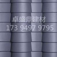 成都供应新型屋面瓦仿古瓦高分子瓦小青瓦琉璃瓦厂家直销