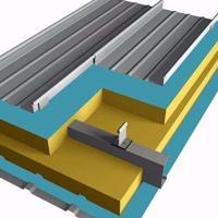 广东_铝镁锰价格_铝镁锰合金屋面板图片_铝镁锰屋面系统