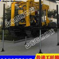 山东华夏巨匠百米液压履带地质勘探钻机XYD-130