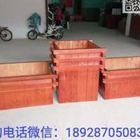木制花箱 木制花盆 户外组合实木花箱 厂家直销 种植木制花箱花盆