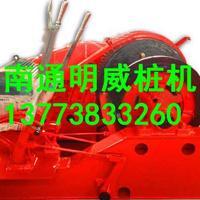 有序生产云南昆明市冲孔打桩机价格南通明威冲孔打桩机