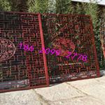九江厂家直销铝合金窗花-港式铝窗花