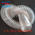 吉林抽吸炕灰专用管200mm大口径通风除尘管聚氨酯风管价格
