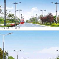 四川成都农村照明路灯太阳能光伏路灯