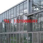 玻璃蔬菜大棚/中空玻璃温室大棚/钢化玻璃温室大棚