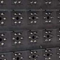郑州高速公路p33.33悬臂式可变情报板