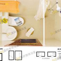 郑州整体卫生间多少钱鑫铃整体浴室品牌