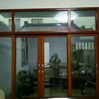 广东天蓝蓝专业生产断桥纱门窗一体,拉闸,全铝家居