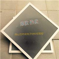 铝基蜂窝光触媒过滤网、纳米二氧化钛光催化板过滤网、定制