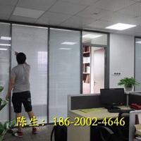 深圳哪里有做办公室百叶帘隔墙的厂家