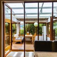博森特彩窗行业十佳诚信企业 铝合金铝木复合门窗招商加盟