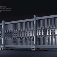 江西电动伸缩门厂家 不锈钢电动门直销