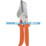 德国狮牌LOWE工业剪刀梯形刀片胶条/斜口剪3804