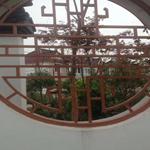 海南海口厂家直销创意装饰仿古铝合金窗花-358元1方