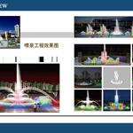 喷泉水秀激光器