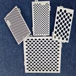 海南海口厂家热销2017工程热度版的低碳环保冲孔铝单板
