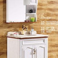 供应中吉智能整体卫浴实木浴室柜ZJ-23110