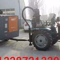拖拉机式气动钻机效率高气动钻机价格气动打井机