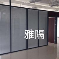 深圳不到顶玻璃隔断