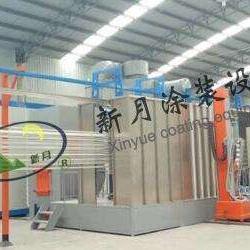 江苏厂家直销静电喷塑设备/新月涂装/只为您倾情打造专属喷塑设备