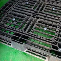 成都集装箱专用塑料托盘,集装箱出口打托盘