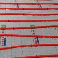 丽海新园地暖安装维修清洗 崂山暖气安装改造维修 美尔固地暖