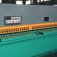 南通威辰液压剪板机6*4000不锈钢加工