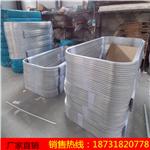 供应优质输液轨道白色铝合金烤漆 厂家现货热销