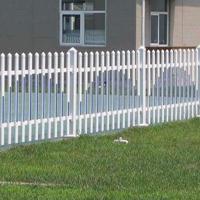 国安兴业防护供应PVC护栏 PVC草坪护栏