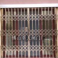 厂家定制304不锈钢拉闸门 不锈钢推拉门  阳台伸缩门窗