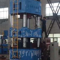 南通威辰315吨粉末成型压砖专用四柱液压机