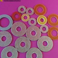 厂家直供优质绝缘隔热云母垫圈 云母板加工 耐腐蚀红岗纸可定制
