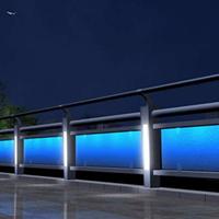 云南昆明桥梁护栏厂家,桥梁栏杆,不锈钢桥梁护栏