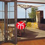 合肥重型折叠门安装方法