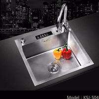康世界智能水槽 清水洗碗 除农残